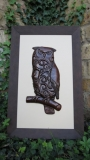 Stephanie Floyd Designs - Owl Sculpture