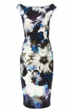 Coast - Coast - VENICE PRINT TEEGAN DRESS