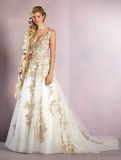 Alfred Angelo - Wedding Dresses - RAPUNZEL - Disney Collection 2016