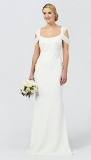 Debenhams - Ben De Lisi Occasion Ivory 'Julianne' wedding dress