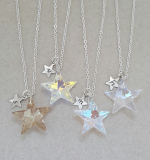 Zoe Hearts - Twinkle Star Necklaces