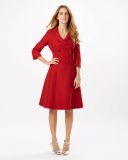 Debenhams Phase Eight Red dress eight
