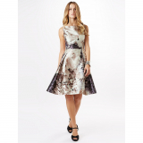 Debenhams Phase Eight Praline Casey Floral Dress