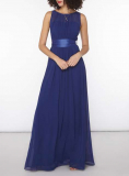 Dorothy Perkins - Showcase Cobalt 'Natalie' Maxi Dress