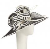 John Lewis Louise Sinamay Loops Occasion Hat