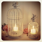 Not On The High Street .com - Bird Cage Tea Light Holder