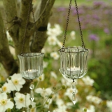 Not On The High Street .com - Hanging Teardrop Votive