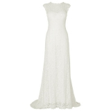 John Lewis - Phase Eight Mariette Wedding Dress, White