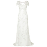 John Lewis - Phase Eight Eliza Wedding Dress, White