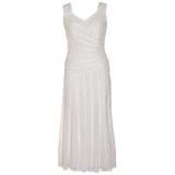 John Lewis - Chesca Lace Wedding Dress, White