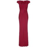 John Lewis - Ghost Sylvia Dress , Beet Red