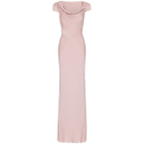 John Lewis - Ghost Sylvia Dress , Boudoir Pink