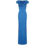 John Lewis - Ghost Sylvia Dress , Turkish Blue