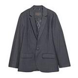 Debenhams - John Rocha - Boy's grey stab stitch suit jacket
