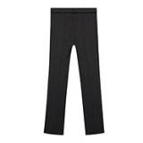 Debenhams - Bluezoo - Boy's grey slim fit checked trousers