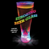 Prezzybox - Strobing Beer Glass