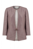 Jacques Vert - Pipe Stand Collar Jacket