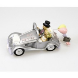 Craft Company - Novelty Just Married Getaway Wedding Topper