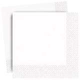 Party Pieces - Paper Party Napkins White