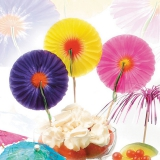 Party Pieces - Fan Party Food Picks