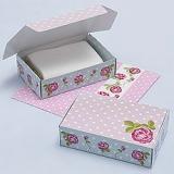 Confetti - VINTAGE ROSE CAKE BOXES