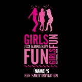 Marks and Spencer - Girls Just Wanna Have Fun Invite