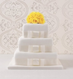 Marks and Spencer - 3 Tier Elegant Fruit Wedding Cake