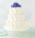 Marks and Spencer - Ruffle Sponge Wedding Cake