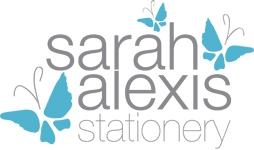 Sarahalexis Stationery