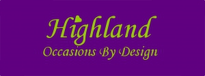 Highland Occasions By Design