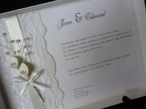 Sposini Wedding Stationery