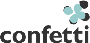Confetti - Invitations