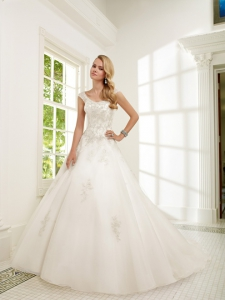 Wedding Dresses by Ronald Joyce