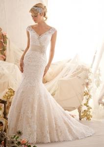 Wedding Dresses by Mori Lee