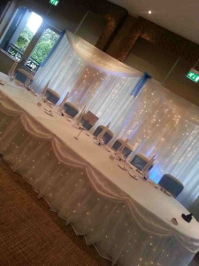 Kieras Occasions Venue Dressing and Balloon Decoration