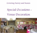 Special Occasions Venue Decoration