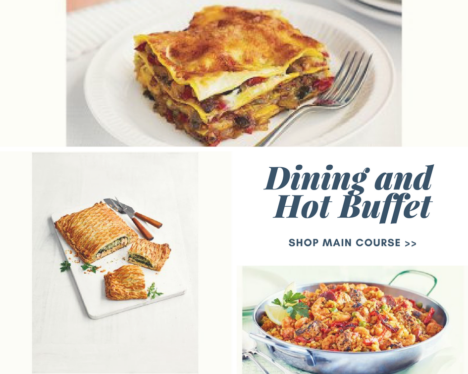 Waitrose Dining and Hot Buffet Food