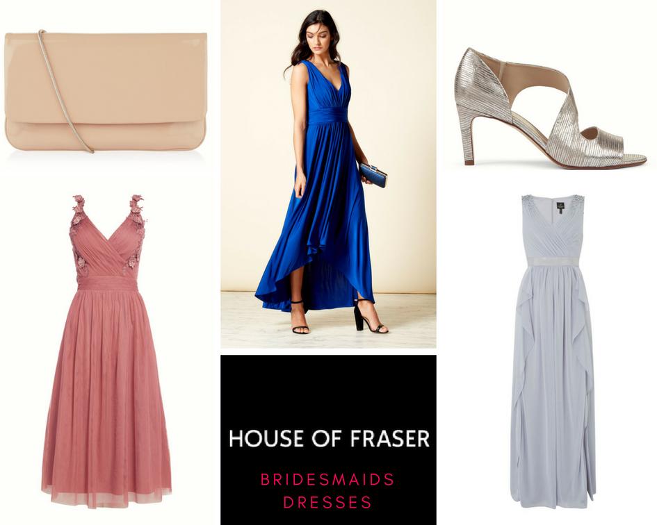 House Of Fraser Bridesmaids Dresses