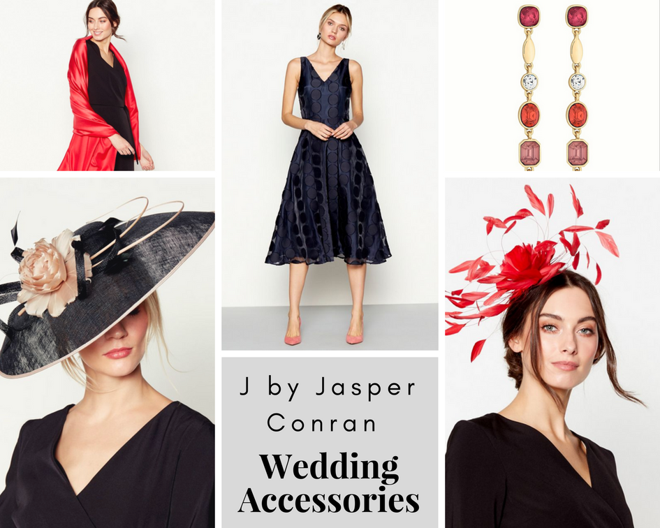 J by Jasper Conran Wedding Accessories