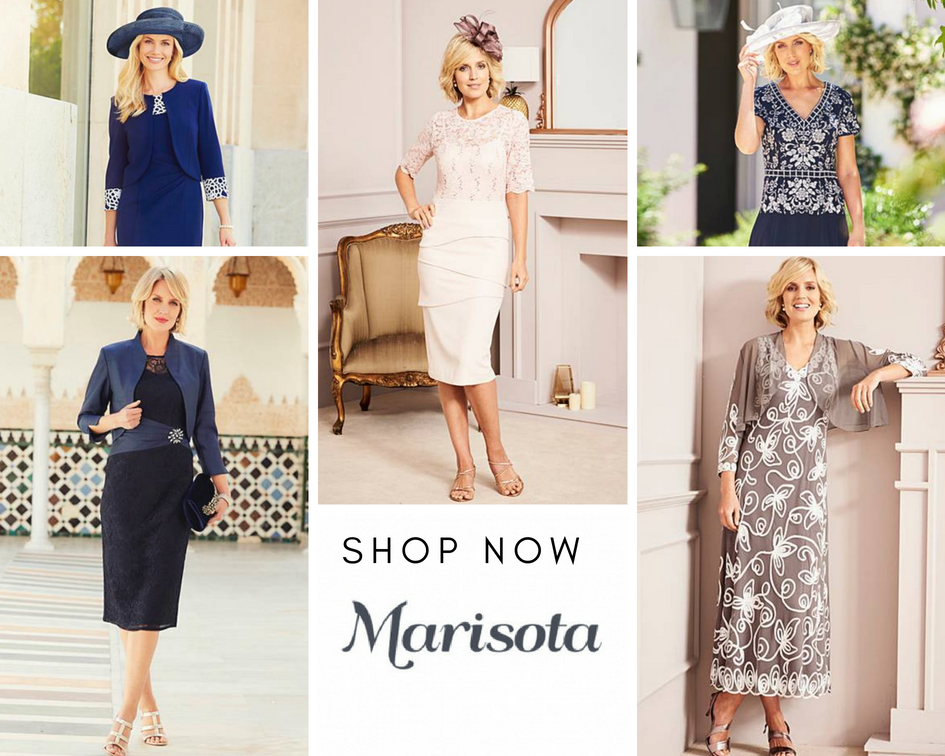 Marisota Mother of the Bride Outfits and Dresses