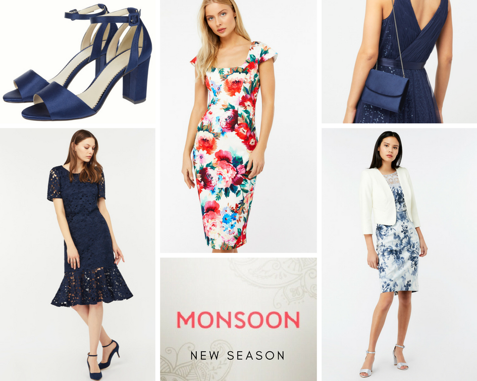 Monsoon Mother of the bride clothing