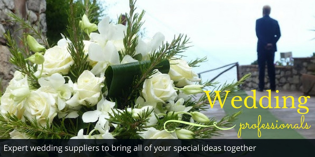 Expert wedding suppliers to bring all your special ideas together