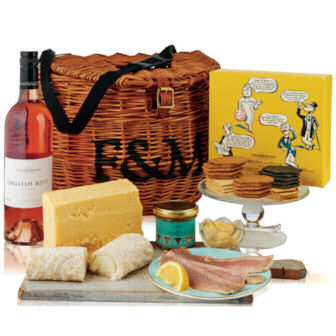 Fortnum and Mason West Country Hamper