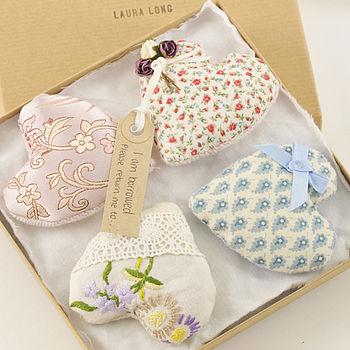 Decorative Hanging Heart Pillows